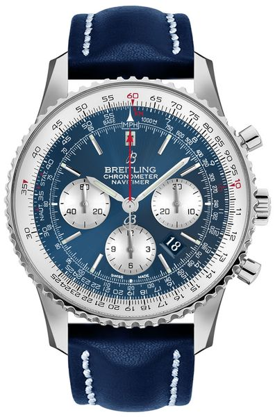 Breitling Navitimer 1 B01 Chronograph 46 Men's Watch AB0127211C1X2