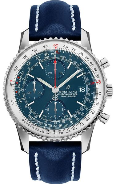 Breitling Navitimer 1 41mm Blue Dial Men's Watch A1332412/CA02-105X