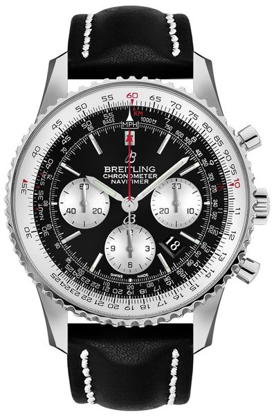 Breitling Navitimer 1 Chronograph Automatic Men's Watch AB0127211B1X2