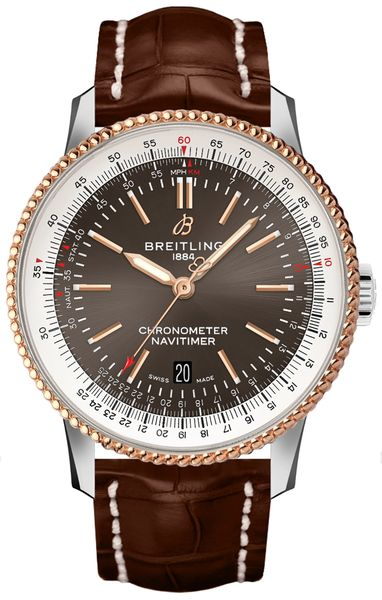 Breitling Navitimer Automatic 41 Steel & Rose Gold Watch U17326211M1P2