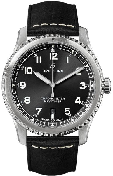 Breitling Navitimer 8 Automatic Black Dial Men's Watch 41 A17314101B1X1