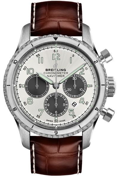 Breitling Navitimer 8 B01 Chronograph 43 Men's Watch AB01171A1G1P1