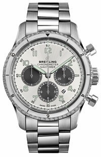 Breitling Navitimer 8 B01 Chronograph 43 Men's Watch AB01171A/G839-188A