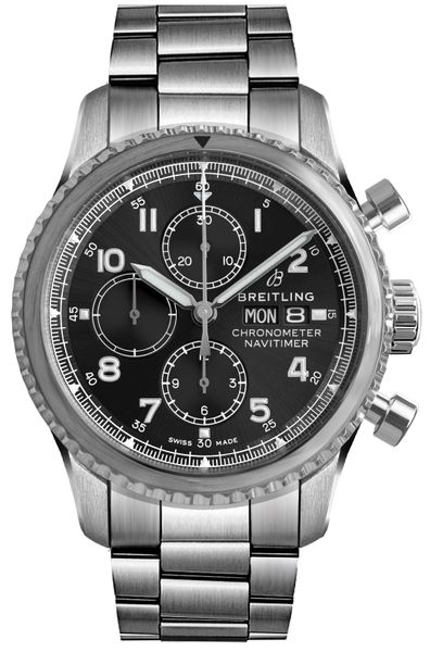 Breitling Navitimer 8 Chronograph 43 Men's Sport Watch A13314101B1A1