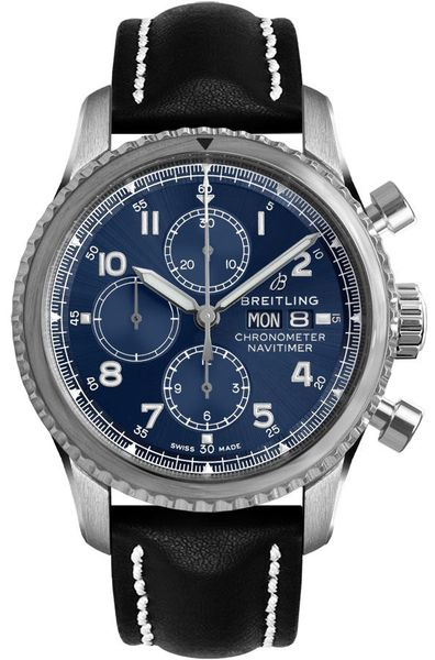 Breitling Navitimer 8 Chronograph 43mm Men's Watch A1331410/C997-497X