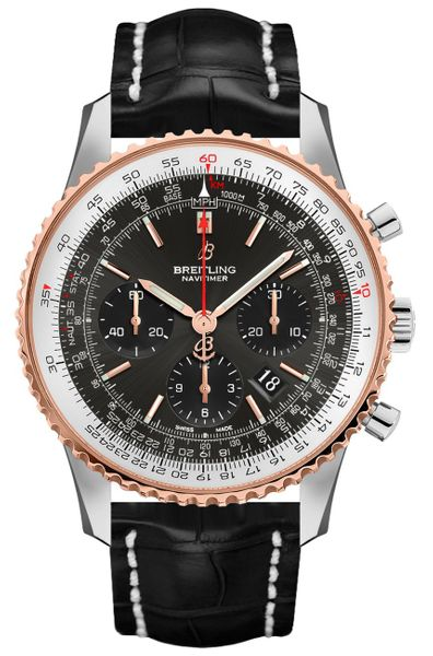 Breitling Navitimer B01 Chronograph 43 Luxury Men's Watch UB0121211F1P2
