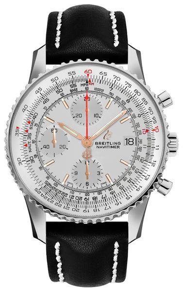 Breitling Navitimer Chronograph 41 Automatic Men's Watch A13324121G1X4