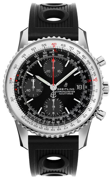 Breitling Navitimer 1 Black Dial Men's Watch A1332412/BG74-200S