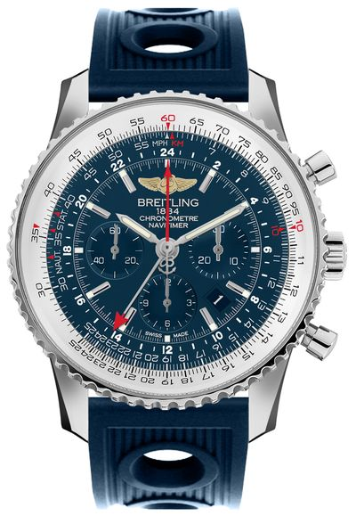 Breitling Navitimer GMT AB04411A/C937-205S