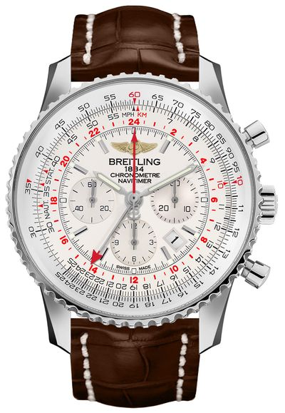 Breitling Navitimer GMT Men's Watch Sale AB0441211G1P1