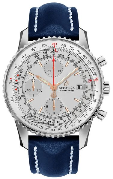 Breitling Navitimer Chronograph Steel Men's Watch A1332412/G834-105X