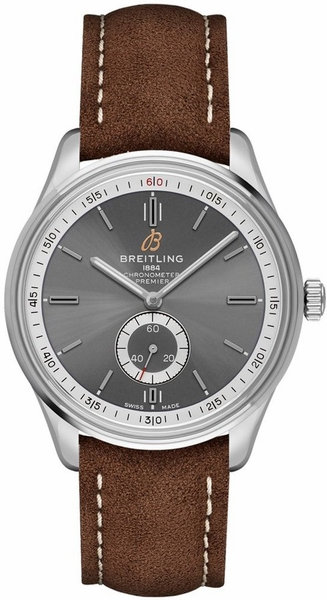Breitling Premier Automatic 40 Small Seconds Men's Watch A37340351B1X1