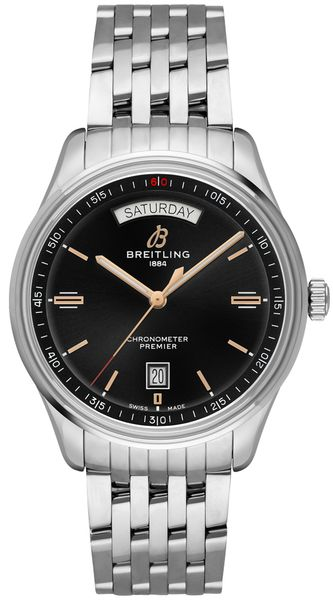 Breitling Premier Automatic Day & Date 40 A45340241B1A1