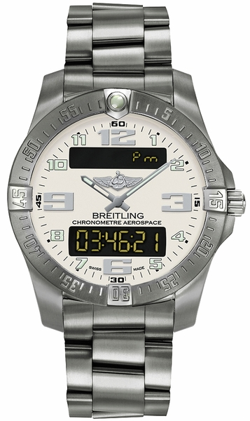 Breitling Professional Aerospace Evo Limited Edition Men's Watch E793637V/G817-152E