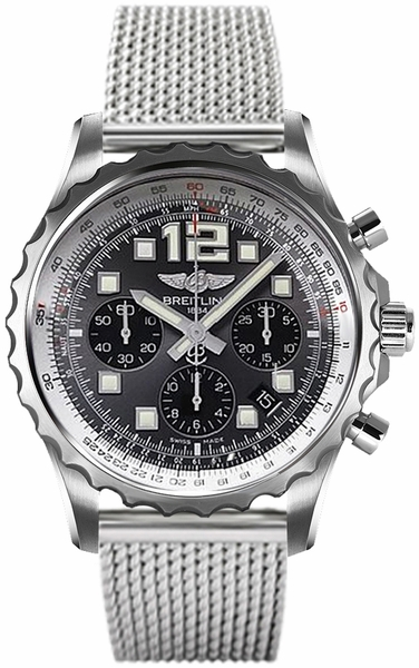 Breitling Chronospace Automatic Chronograph Men's Watch A2336035/F555-159A