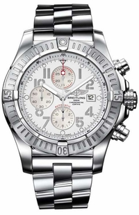 Breitling Super Avenger Chronograph Men's Watch A1337011/A699-135A