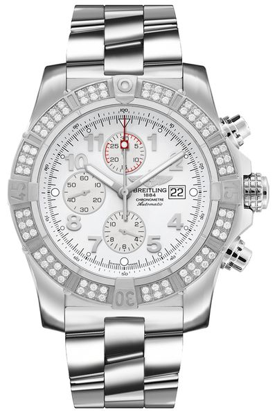Breitling Super Avenger Chronograph Men's Watch A1337053/A562-135A