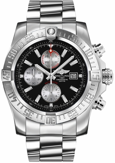 Breitling Super Avenger II Chronograph Men's Watch A13371111B1A1