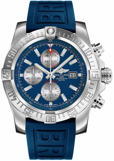 Breitling Super Avenger II Chronograph 48mm Men's Watch A1337111/C871-160S