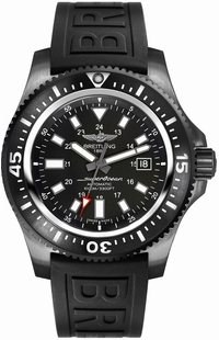 Breitling Superocean 44 Special Luxury Divers Men's Watch M17393131B1S1