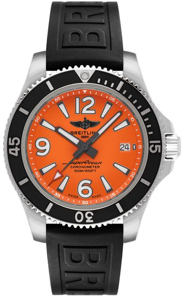 Breitling Superocean Automatic 42 Men's Watch A17366D71O1S2