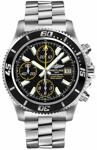 Breitling Superocean Chronograph Men's Watch A1334102/BA82-134A