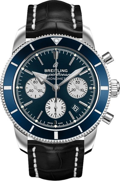 Breitling Superocean Chronograph Date Men's Watch AB016216/CA07-743P