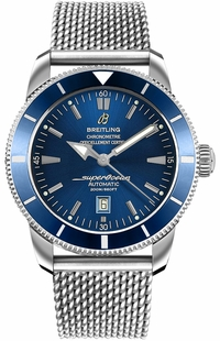 Breitling Superocean Heritage 46 Blue Dial Men's Watch A1732016/C734-152A