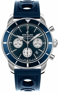 Breitling Superocean Heritage Blue Dial Men's Watch AB016216/CA07-211S