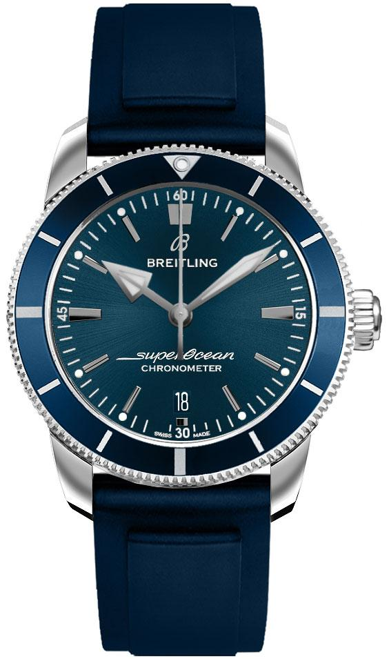 Breitling Superocean Heritage Blue Dial Mens Watch AB203016/C955-145S