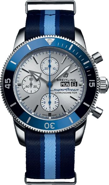 Breitling Superocean Heritage Chronograph 44 Ocean Conservancy Limited Edition Watch A133131A1G1W1