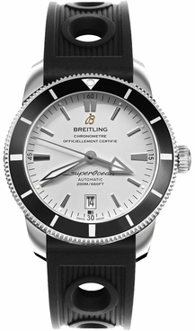 Breitling Superocean Heritage II B20 Automatic 42 Silver Dial Watch AB201012/G827-200S