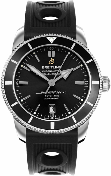 Breitling Superocean Heritage II 46 Black Dial Men's Watch AB202012/BF74-201S