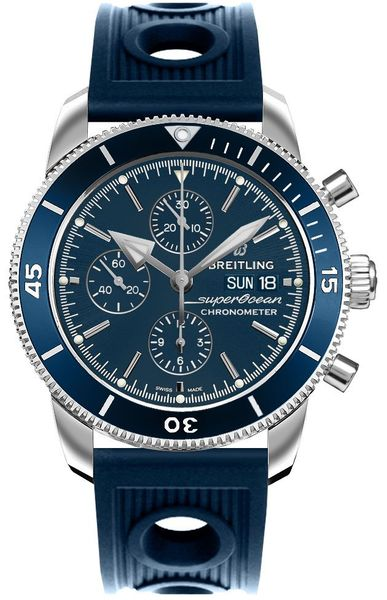 Breitling Superocean Heritage II Chronograph 44 Men's Diving Watch A1331316/C994-211S