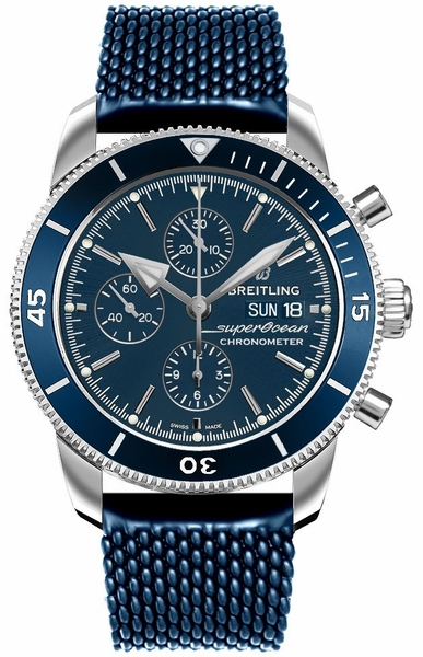 Breitling Superocean Heritage II Chronograph Men's Watch 44 A13313161C1S1
