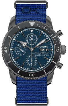 Breitling Superocean Heritage II Chronograph 44 M133132A1C1W1