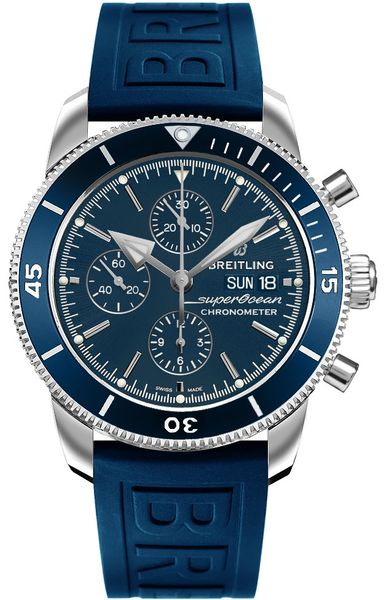 Breitling Superocean Heritage II Chronograph 44 Men's Watch A1331316/C994-158S