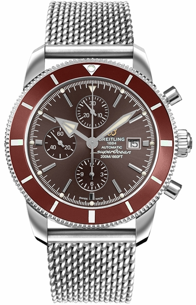 Breitling Superocean Heritage II Chronograph 46 A13312331Q1A1