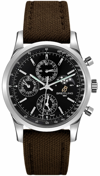 Breitling Transocean Chronograph 1461 Men's Luxury Watch Save A1931012/BB68-108W