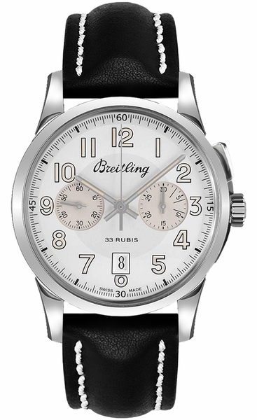 Breitling Transocean Chronograph 1915 Limited Edition Men's Luxury Watch AB141112/G799-435X