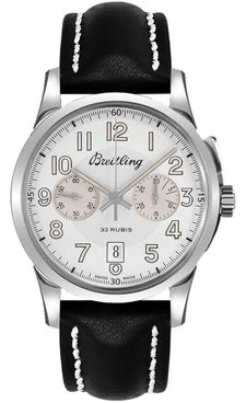 Breitling Transocean Chronograph 1915 Limited Edition Men's Watch AB141112/G799-436X
