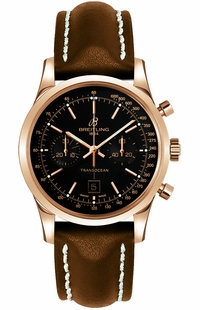 Breitling Transocean Chronograph 38 Men's Watch R4131012/BC07-431X