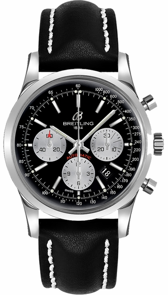 Breitling Transocean Chronograph Men's Watch AB015212/BF26-435X