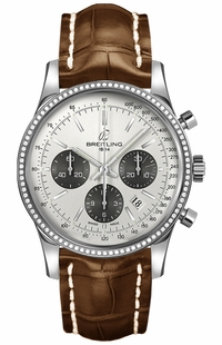 Breitling Transocean Chronograph Men's Watch AB015253/G724-740P