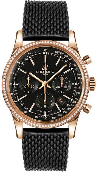Breitling Transocean Chronograph Men's Watch RB015253/BB16-279S