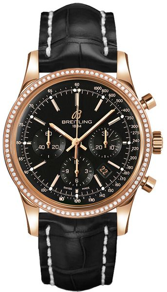 Breitling Transocean Chronograph Men's Watch RB015253/BB16-743P