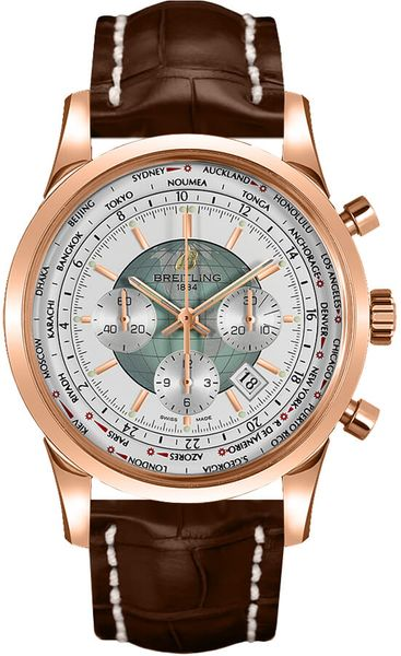 Breitling Transocean Unitime Men's Watch RB0510U0/A733-757P
