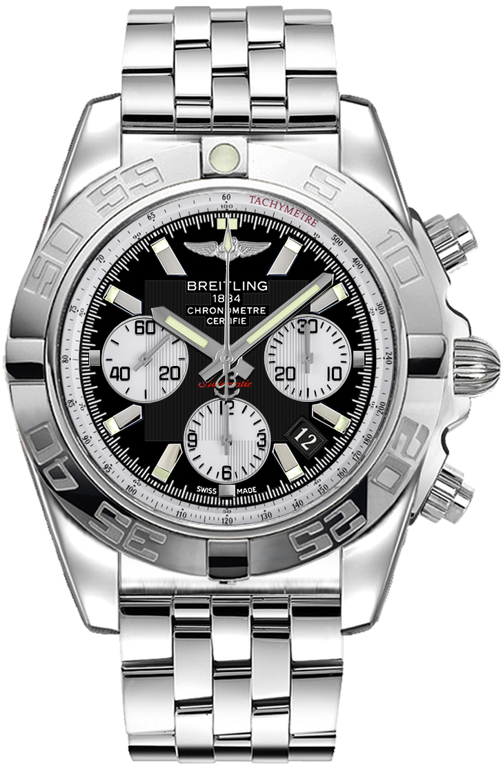 separation shoes 989d3 b70d7 Breitling Chronomat 44 AB0110121B1A1