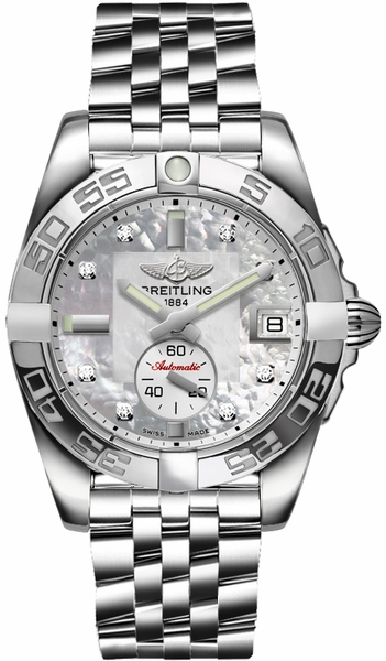 Breitling Galactic 36 Automatic Women's Watch A37330121A1A1