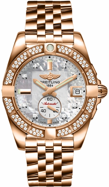 Breitling Galactic 36 Automatic H3733053/A725-376H